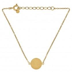 Pernille Corydon Small Coin Bracelet · Guld