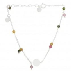 Pernille Corydon Afterglow Pastel Bracelet · Sølv