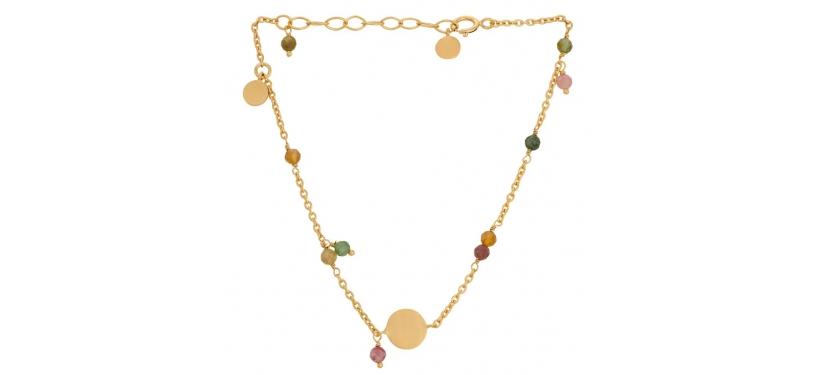 Pernille Corydon Afterglow Pastel Bracelet · Guld