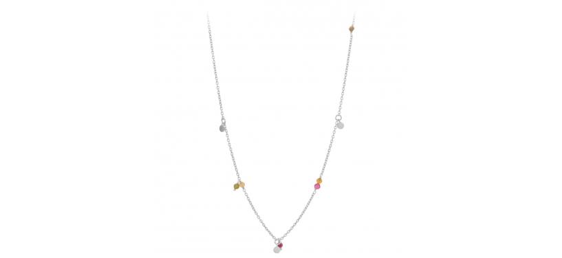 Pernille Corydon Afterglow Pastel Necklace · Sølv