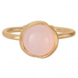 Pernille Corydon Aura Rose Ring · Guld · 52
