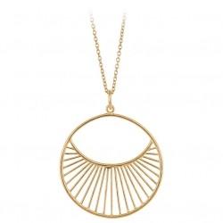 Pernille Corydon Daylight Necklace Short · Guld