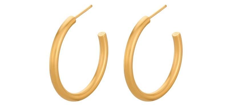Pernille Corydon Gamma Hoops · Guld