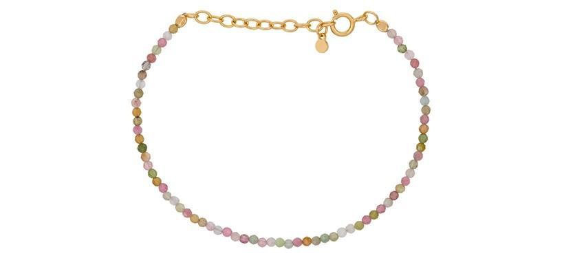 Pernille Corydon Light Rainbow Bracelet · Guld