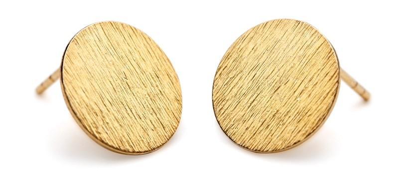 Pernille Corydon Small Coin Stick · Guld