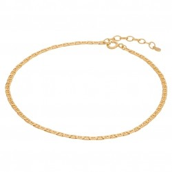 Pernille Corydon Therese Anklet · Guld