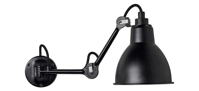 Lampe Gras No. 204 · Sort
