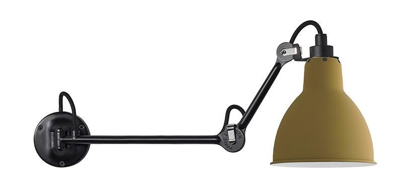 Lampe Gras No. 204L40 · Gul