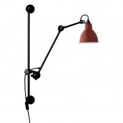 Lampe Gras No. 210 · Rød · Rund