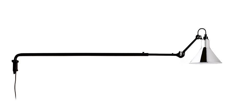 Lampe Gras No. 213 · Krom · Rund