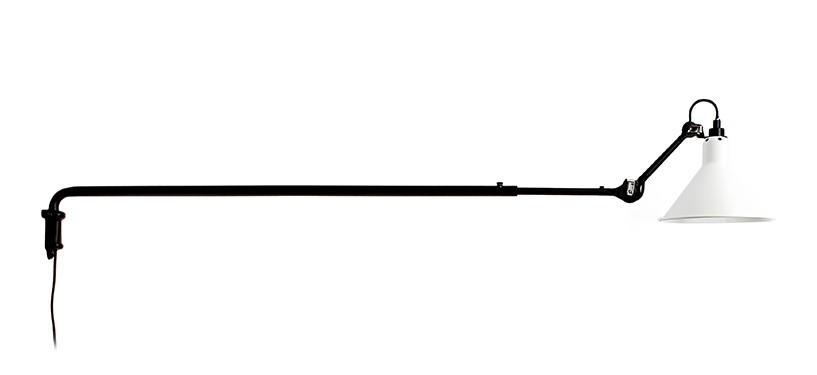 Lampe Gras No. 213 · Hvid · Rund