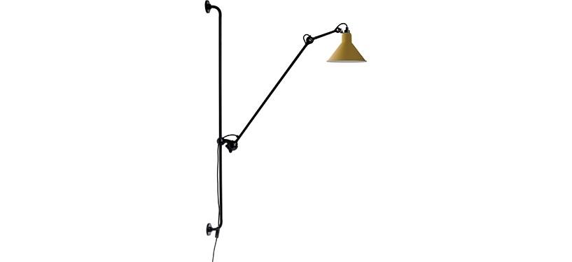 Lampe Gras No. 214 · Gul