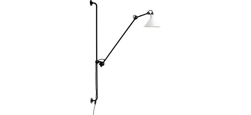Lampe Gras No. 214 · Hvid