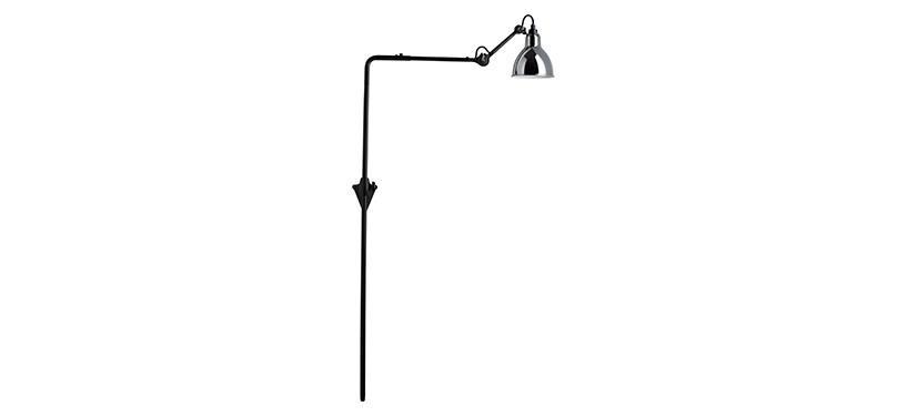 Lampe Gras No. 216 · Krom · Rund
