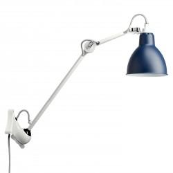 Lampe Gras No. 222 · Hvid · Blå · Rund