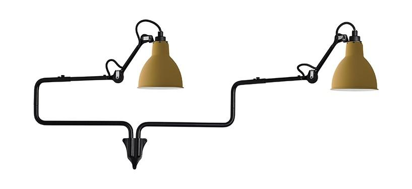 Lampe Gras No. 303 Double · Gul