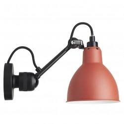Lampe Gras No. 304 · Rød · Rund