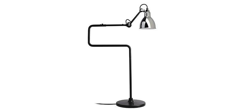 Lampe Gras No. 317 · Krom · Rund