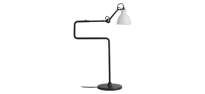 Lampe Gras No. 317 · Glas · Rund