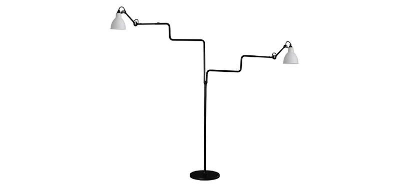 Lampe Gras No. 411 Double · Polycarbonat