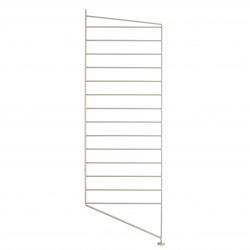 String Gulvgavl · Beige · 85 x 30 cm. · 1-pak