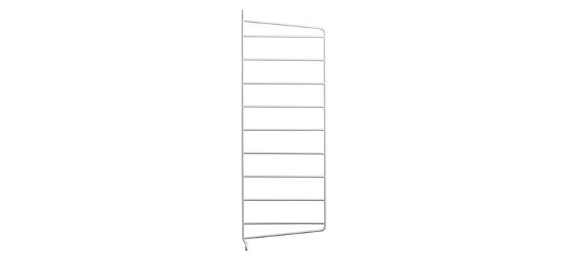 String Væggavl · Hvid · 50 x 20 cm. · 1-pak