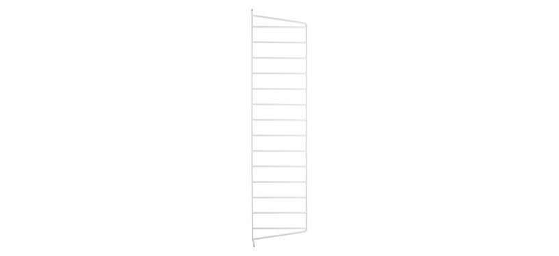 String Væggavl · Hvid · 75 x 20 cm. · 1-pak