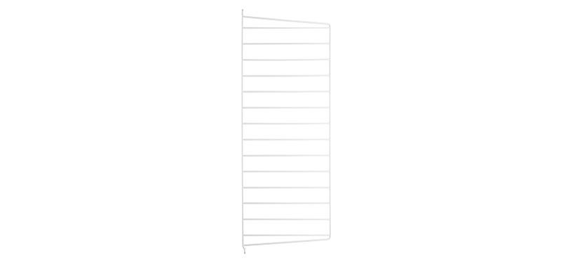 String Væggavl · Hvid · 75 x 30 cm. · 1-pak