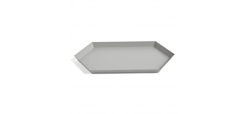 HAY Kaleido · Grey · Medium