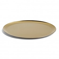 HAY Serving Tray · Golden