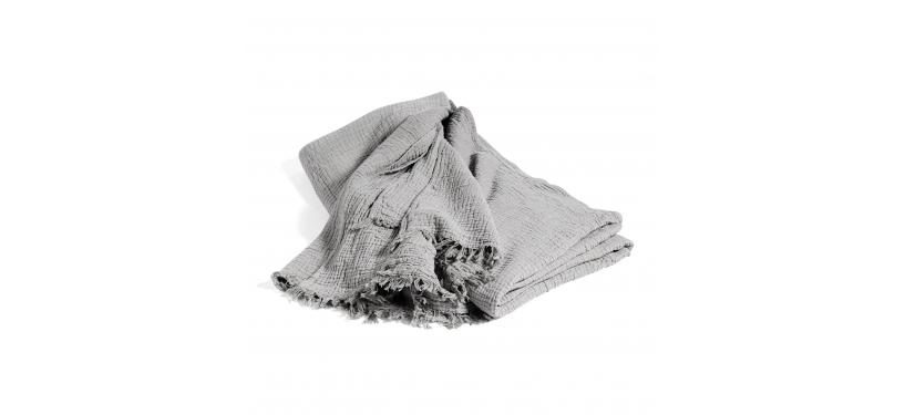 HAY Crinkle Bedspread · Grey