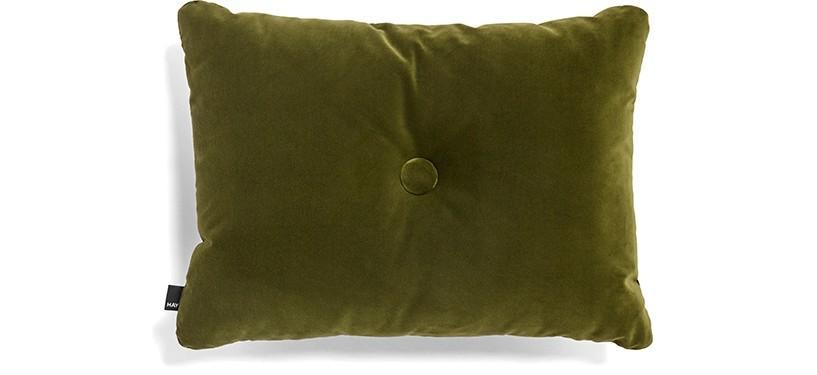 HAY Dot Cushion Soft · Moss