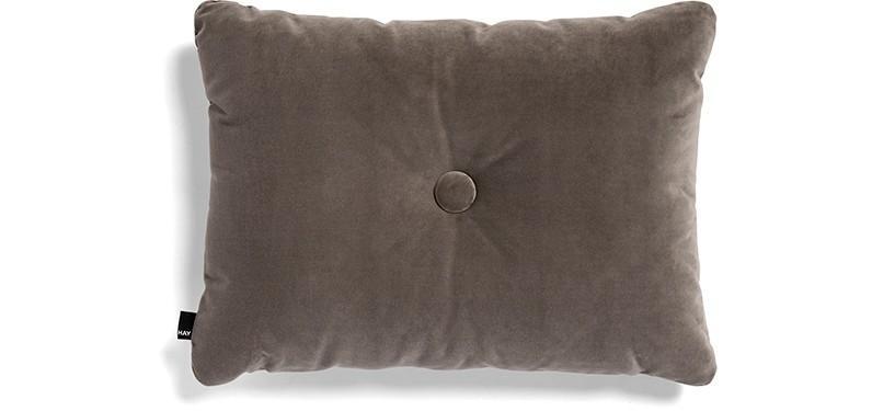 HAY Dot Cushion Soft · Warm grey