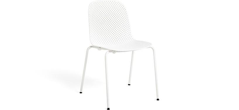 HAY 13Eighty Chair · Chalk white
