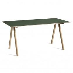 HAY Copenhague Desk CPH10 · Eg mat lak · Linoleum