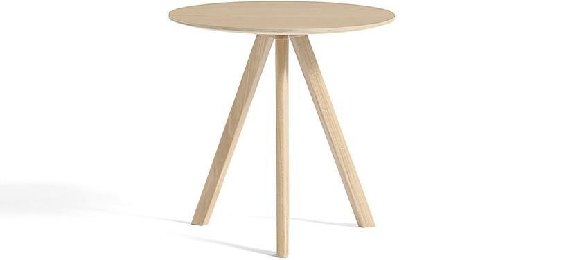 HAY Copenhague Table CPH20 · Ø50 x H49 · Eg mat lak · Eg