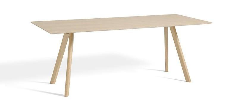 HAY Copenhague Table CPH30 · L200 x B90 x H74 · Eg mat lak · Eg