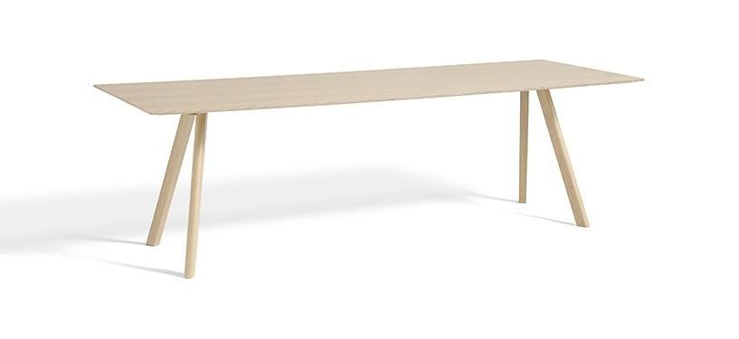 HAY Copenhague Table CPH30 · L250 x B90 x H74 · Eg mat lak · Eg