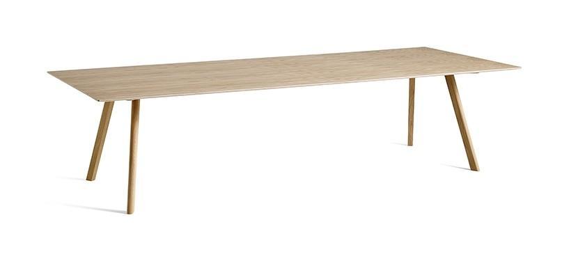 HAY Copenhague Table CPH30 · L300 x B120 x H74 · Eg mat lak · Eg