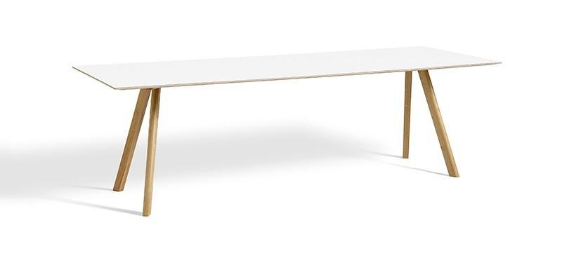 HAY Copenhague Table CPH30 · L250 x B90 x H74 · Eg klar lak · Laminat