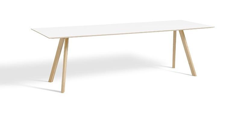 HAY Copenhague Table CPH30 · L250 x B90 x H74 · Eg mat lak · Laminat