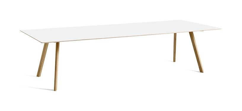 HAY Copenhague Table CPH30 · L300 x B120 x H74 · Eg mat lak · Laminat
