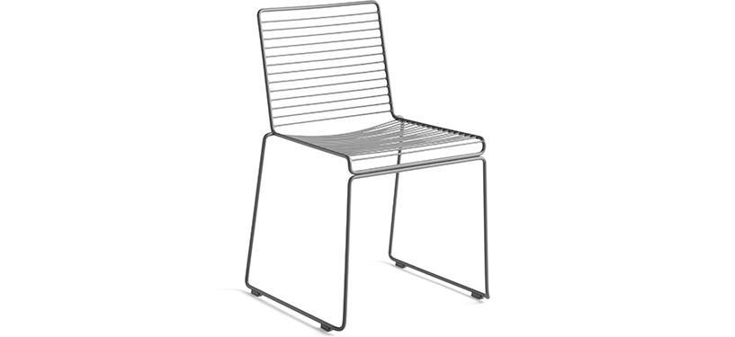 HAY Hee Dining Chair · Black