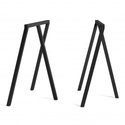 HAY Loop Stand Frame · Black