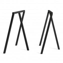 HAY Loop Stand Frame · Black