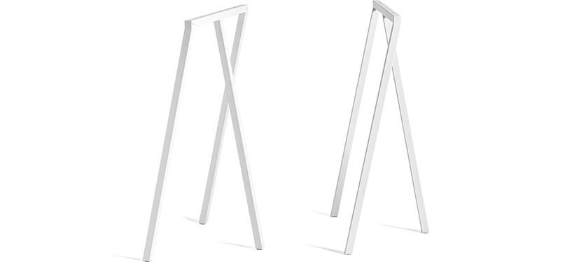 HAY Loop Stand Frame High · Black