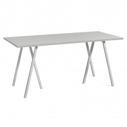 HAY Loop Stand Table · Grå · 160 x 775