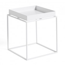 HAY Tray Table · White · Side Table S