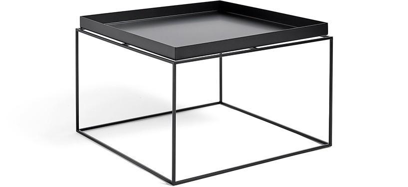HAY Tray Table · Black · Coffee Table
