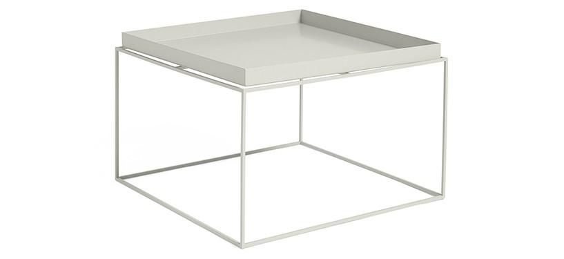 HAY Tray Table · Warm grey · Coffee Table